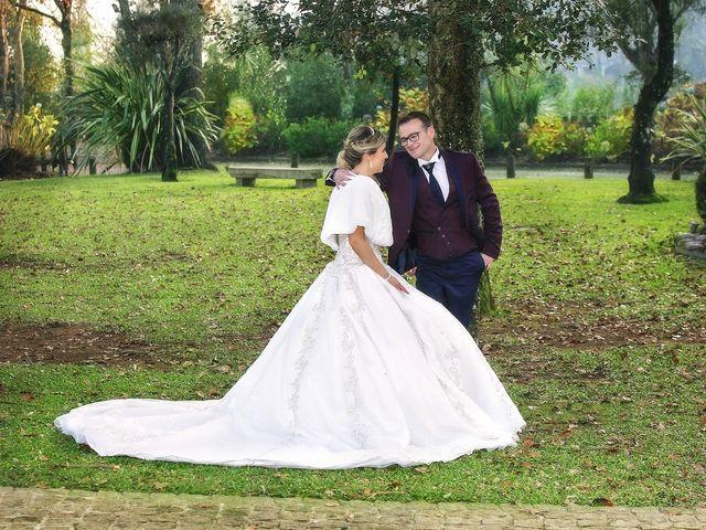 O casamento de Vânia e César