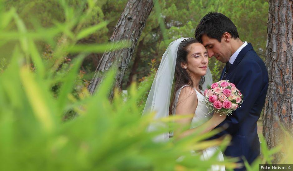 O casamento de Alexandre e Sarah em Soure, Soure