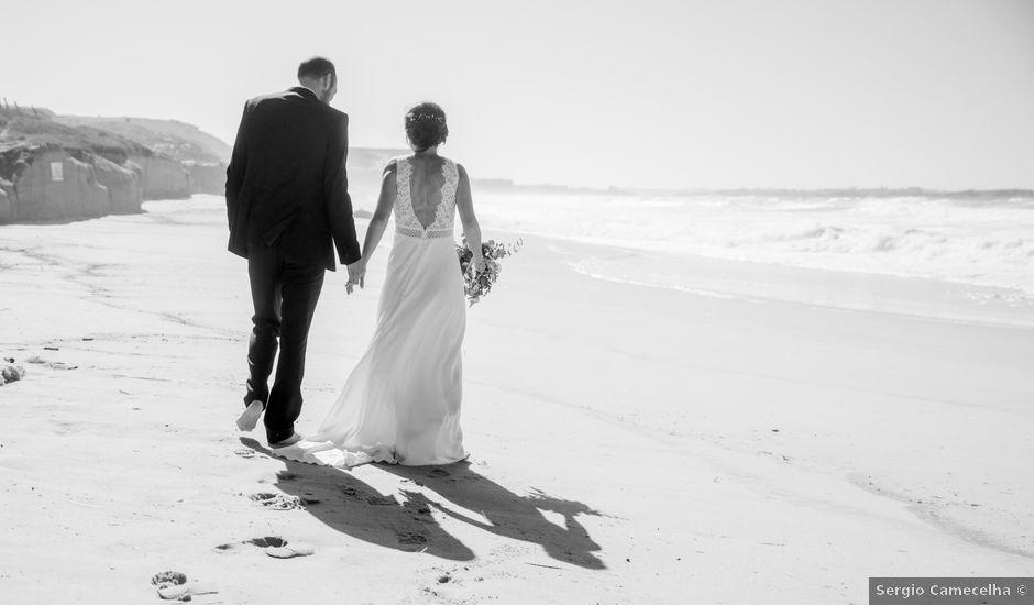 O casamento de Fabian e Nina em Peniche, Peniche