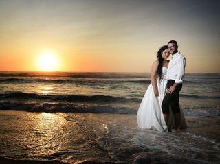 O casamento de Catarina e Diogo