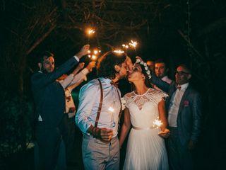 O casamento de Michelle e Michael