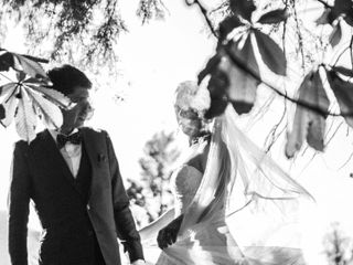 O casamento de Patrícia e Luís