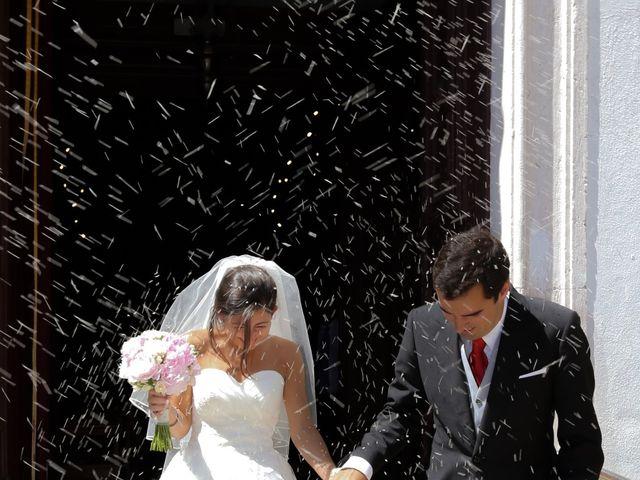 O casamento de Alexandre e Ana em Azueira, Mafra 26