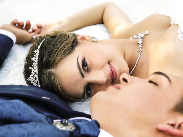 O casamento de Eduarda e Rui
