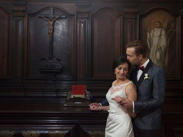 O casamento de Pedro e Marcia em Burgo, Arouca 1