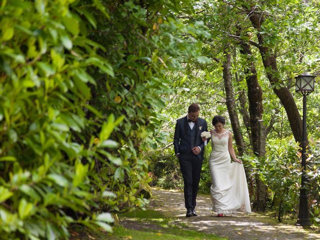 O casamento de Pedro e Marcia em Burgo, Arouca 2