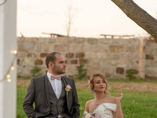 O casamento de Joana e Pedro 3