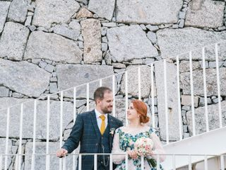O casamento de Cláudia e Hugo
