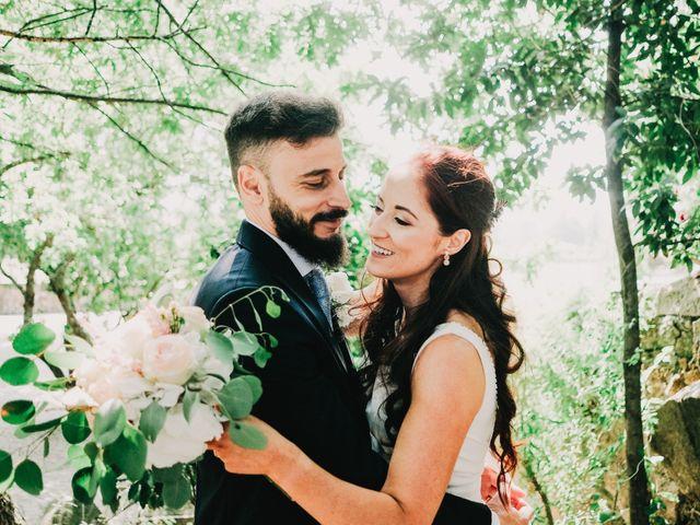 O casamento de Virgínia e João