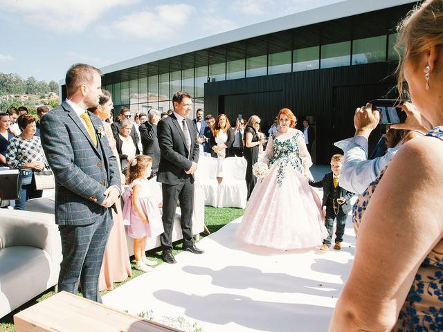 O casamento de Hugo e Cláudia em Guimarães, Guimarães 9