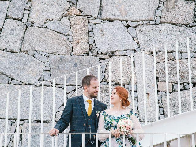 O casamento de Cláudia e André