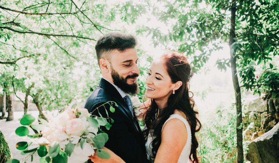 O casamento de João e Virgínia em Viseu, Viseu (Concelho)