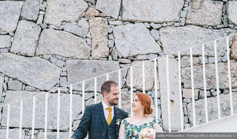 O casamento de Hugo e Cláudia em Guimarães, Guimarães
