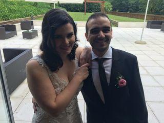 O casamento de Catarina e Nuno