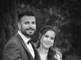 O casamento de Tânia e Tiago