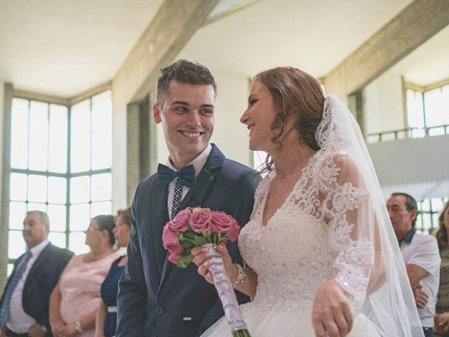 O casamento de Sónia e Sérgio