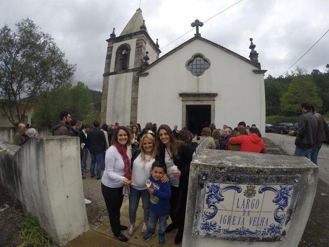 O casamento de Nuno e Catarina em Ossela, Oliveira de Azeméis 6