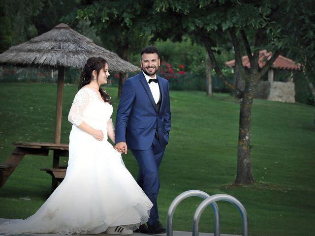 O casamento de Tiago e Tânia em Valpaços, Valpaços 58