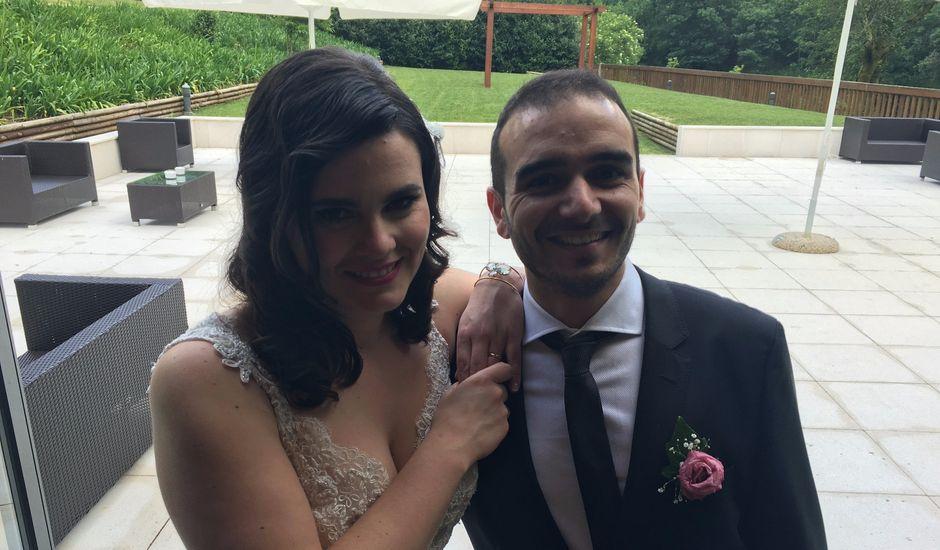 O casamento de Nuno e Catarina em Ossela, Oliveira de Azeméis
