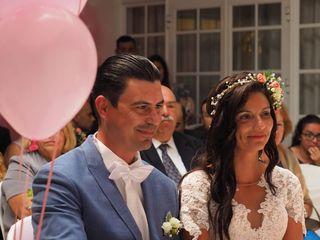 O casamento de Rogério e Elisabete 1