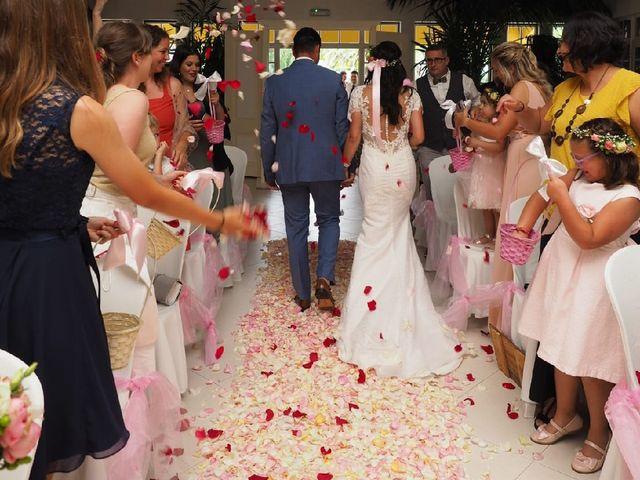 O casamento de Rogério e Elisabete