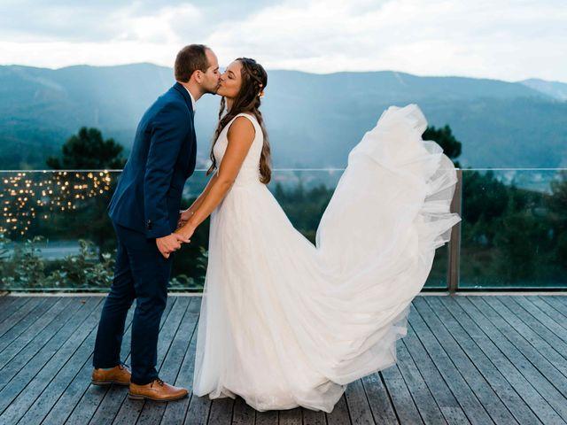 O casamento de Tiago e Catarina