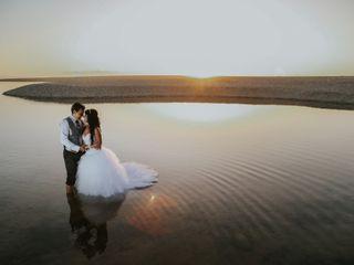 O casamento de Vânia e Marco