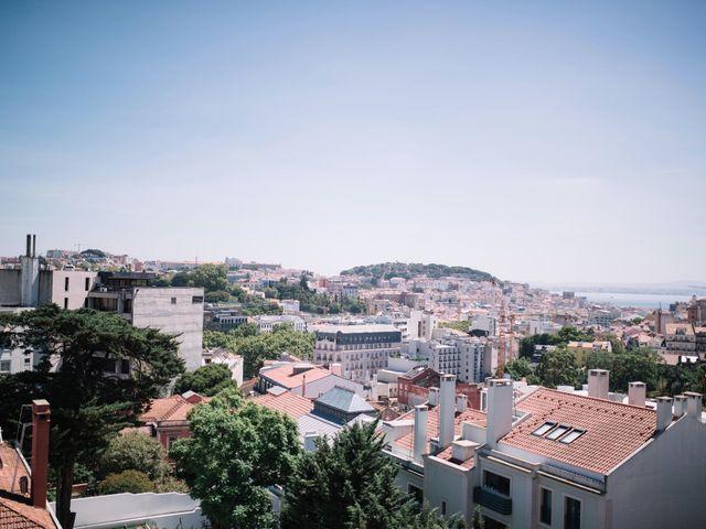 O casamento de Erwin e Leonor em Lisboa, Lisboa (Concelho) 4