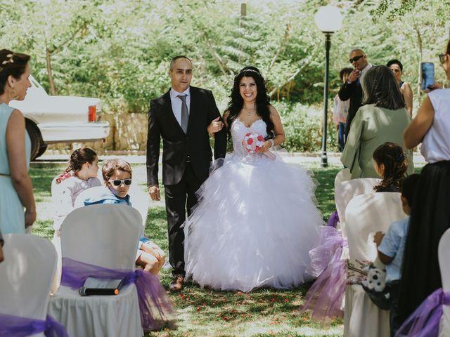 O casamento de Marco e Vânia em Pataias, Alcobaça 9