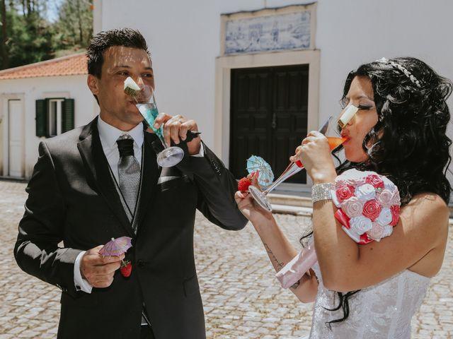 O casamento de Marco e Vânia em Pataias, Alcobaça 18