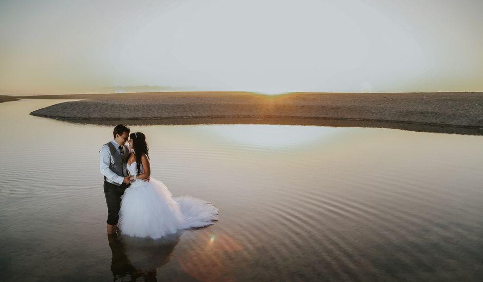 O casamento de Marco e Vânia em Pataias, Alcobaça