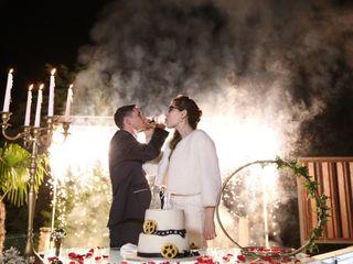 O casamento de Rita e Nicolas