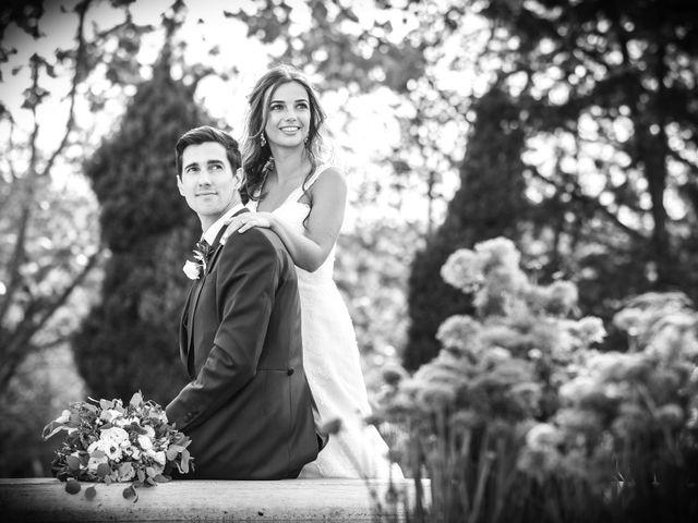 O casamento de Catarina e Luís