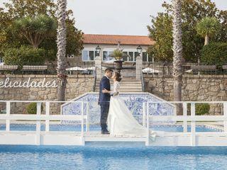 O casamento de Sandra  e Domingo