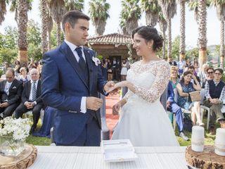 O casamento de Sandra  e Domingo  2
