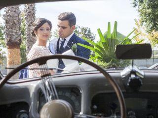 O casamento de Sandra  e Domingo  3