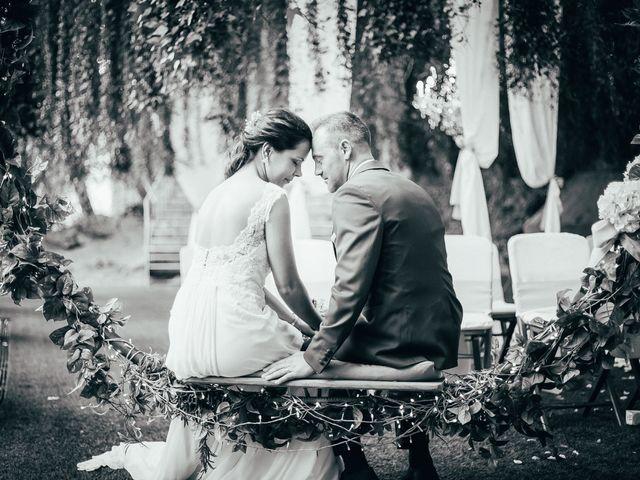 O casamento de Filipa e Nuno