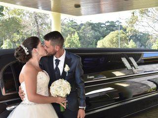 O casamento de Filipa e Bruno 1