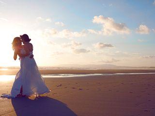 O casamento de Ivone e Jenny