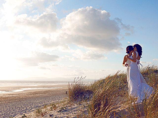 O casamento de Jenny e Ivone em Costa de Caparica, Almada 1