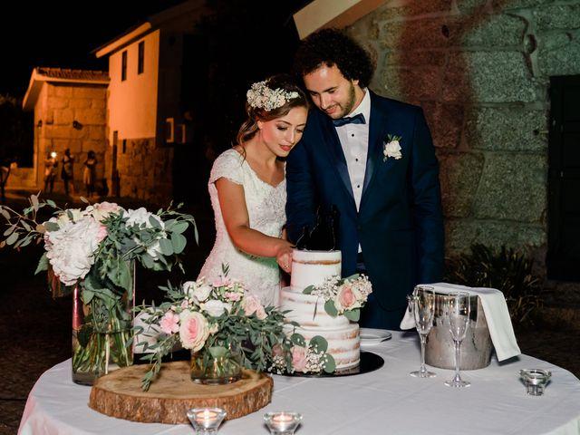 O casamento de Vanessa e Luka