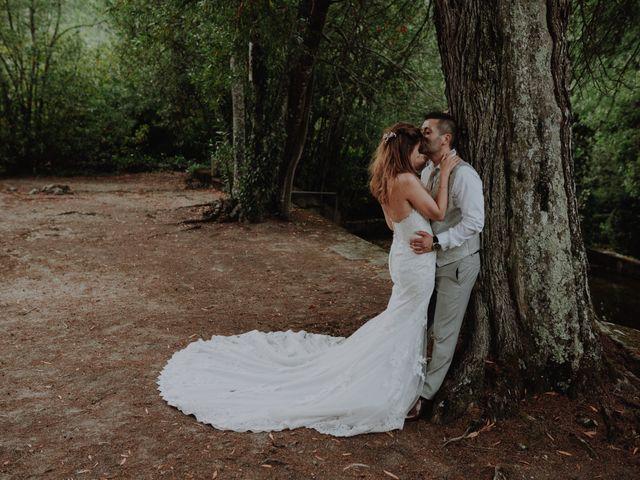 O casamento de Christophe e Jennifer