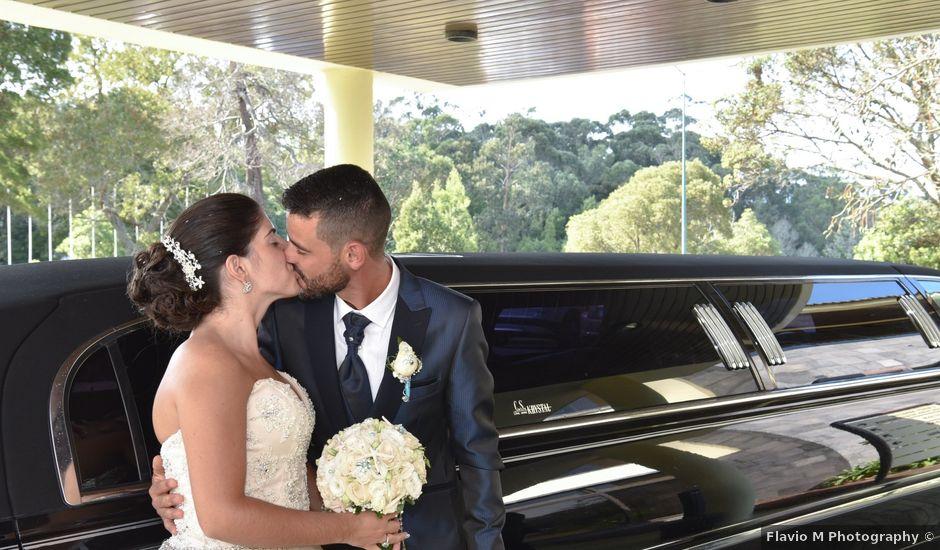 O casamento de Bruno e Filipa em Vila Franca do Campo, São Miguel