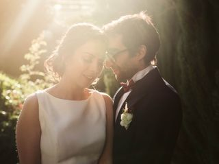O casamento de Sofia e Filipe