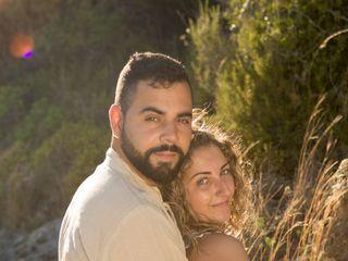O casamento de Carina e Rúben 1