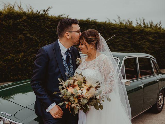 O casamento de Tânia e Bruno