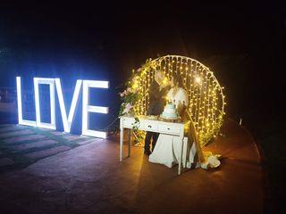 O casamento de Adriana  e Luís
