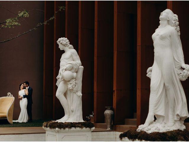 O casamento de Ana e Licínio