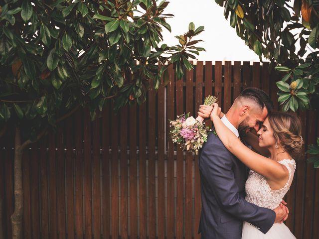 O casamento de Aline e Rúben