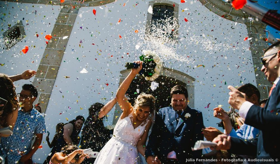 O casamento de João e Ana em Vila Nova de Famalicão, Vila Nova de Famalicão
